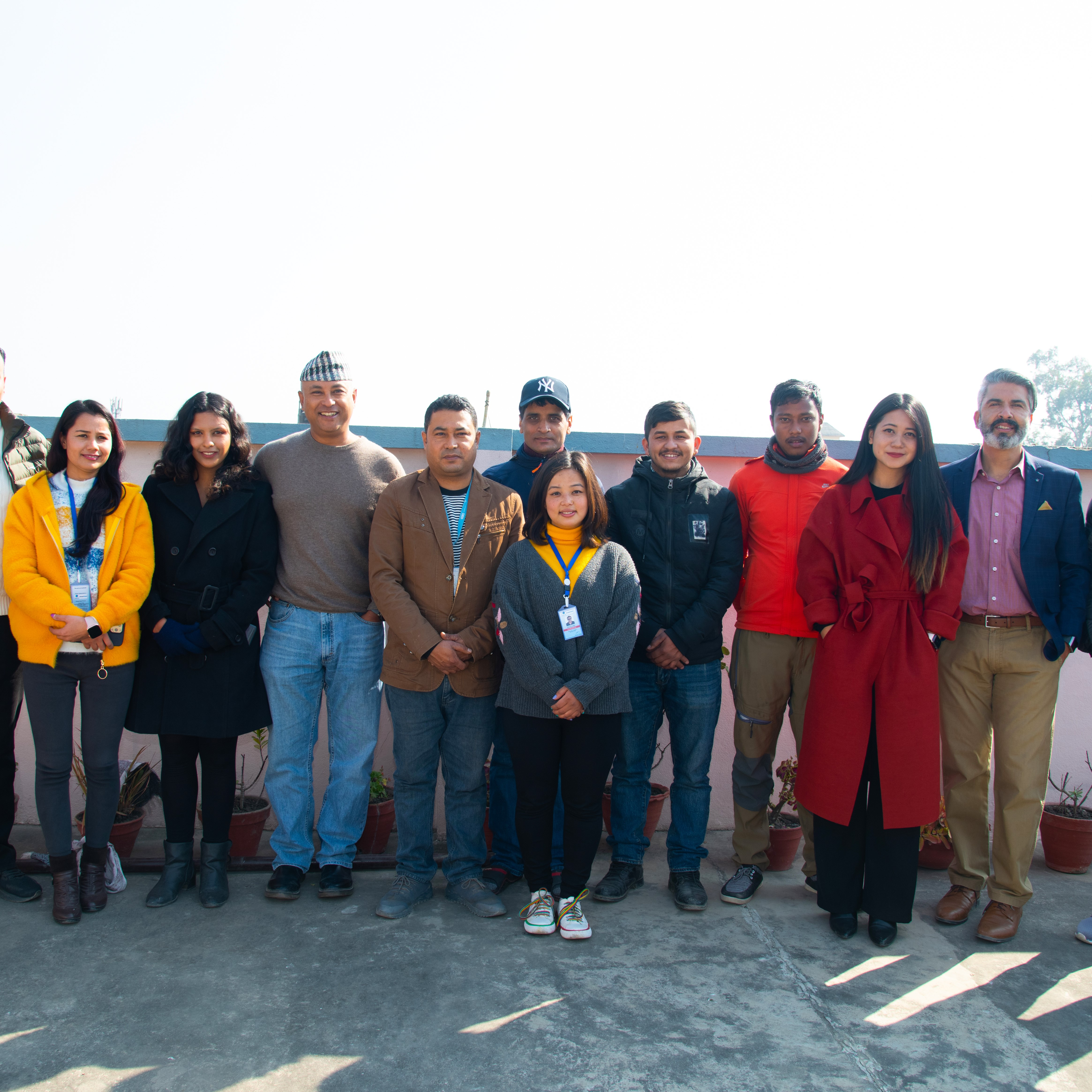 Public Health & Social Science Research Team